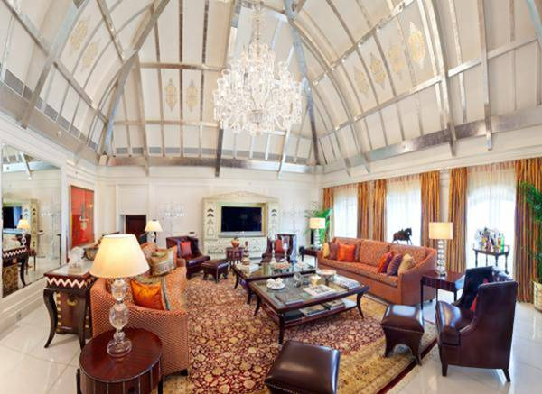 Top 10 Most Beautiful Presidential Suites