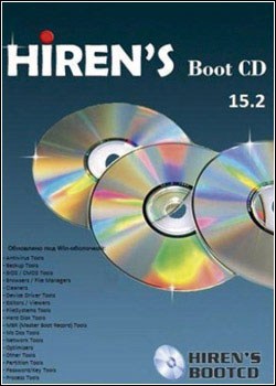 Hirens BootCD 15.2 x86/x64