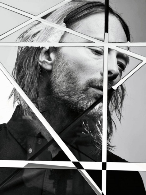 Thom Yorke by Craig McDean for Interview