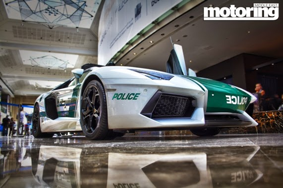 8 cars you won't see anywhere else in the world except in Dubai