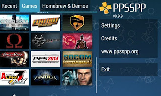 Free Download Kumpulan Game PPSSPP For Android Terbaru 2015/2016