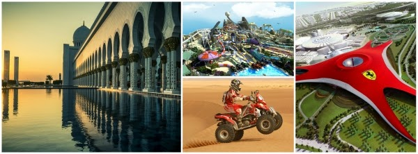 Travel Abu Dhabi - Abu Dhabi Sightseeing