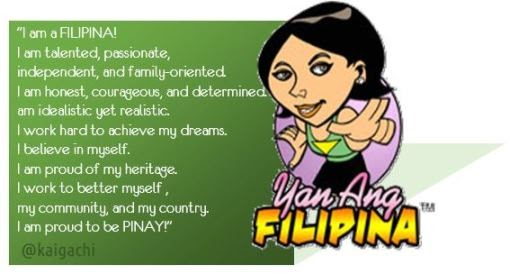 Proudly Pinay!