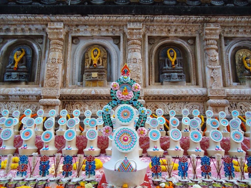 Bodhgaya, Bodhgaya temple