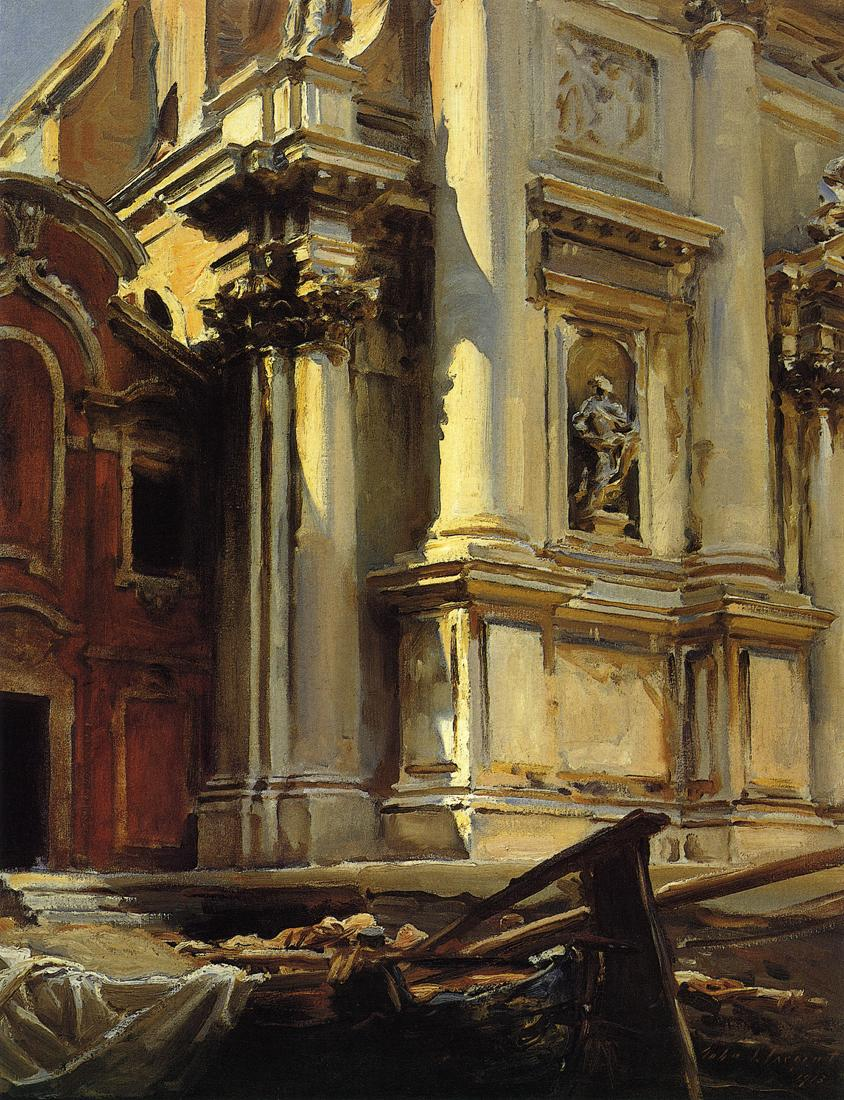 john singer sargent church