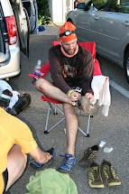 Story Of Barefoot Runner July 2011