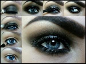 Gelin Makyajı Ve Dumanlı Göz Makyajı Nasıl Yapılmalı