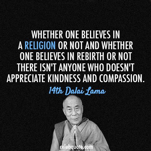 dalai lama quotes compassion quotesgram