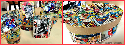 Comic Strip Frames