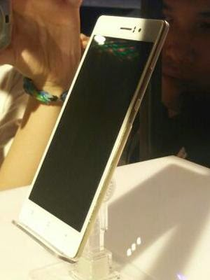 Oppo R5 Diklaim Smartphone Tertipis di Dunia