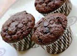 Resep Cara Membuat Kue Muffin Coklat Enak