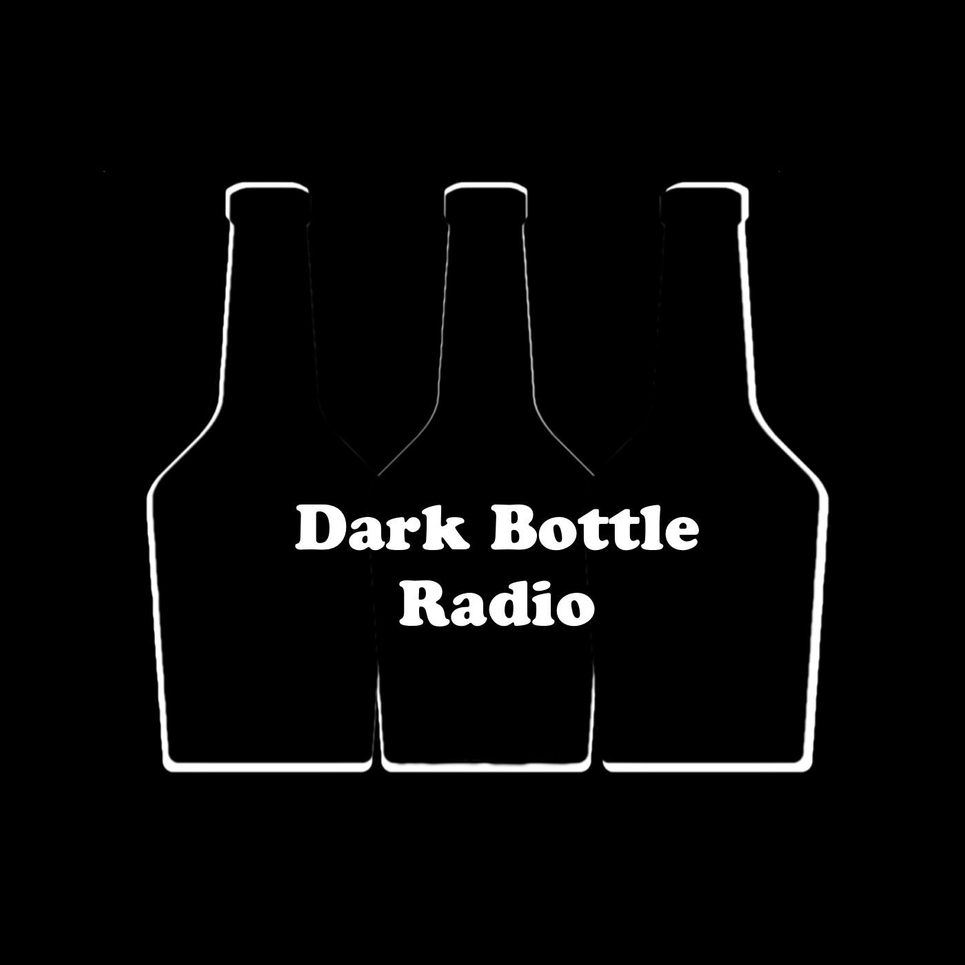 Dark Bottle Radio by Tiph Hunter