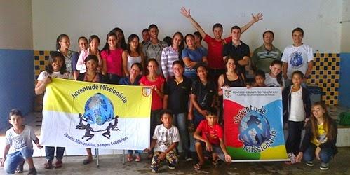 Família JM crescendo em Apapiraca