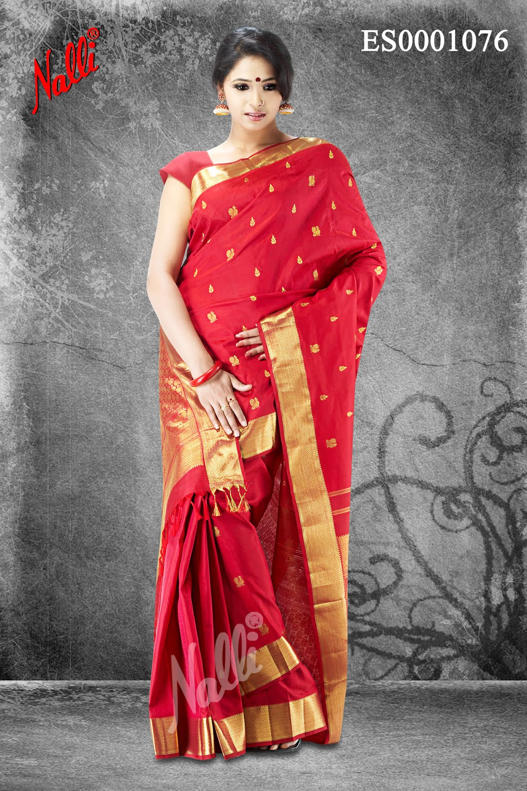 Nalli Silks Latest Silk Sarees