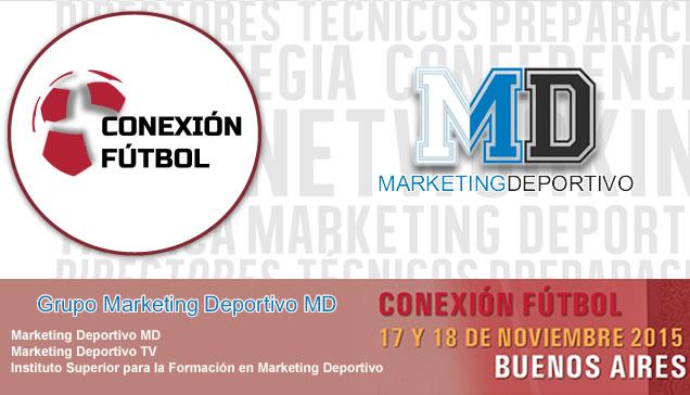 Acuerdo estratégico entre Conexión Fútbol y Marketing Deportivo MD