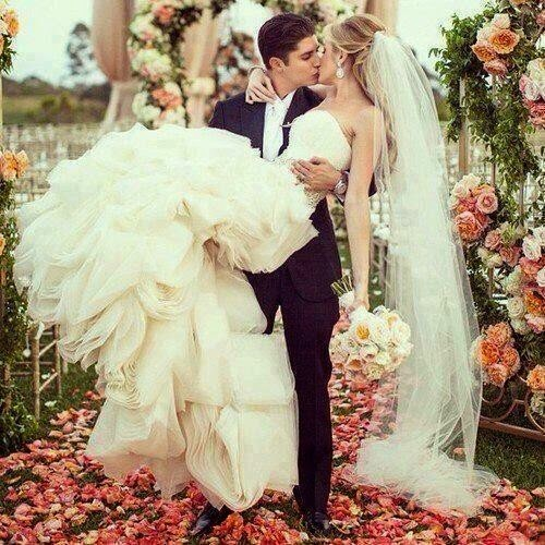 Ideas e inspiración para bodas en primavera