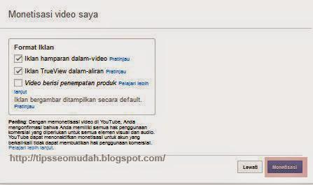 cara daftar adsense google langkah 6