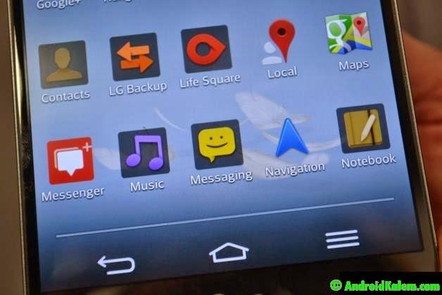 www.androidkalem.com  / LG G FLEX İncelemesi