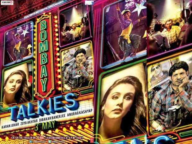 Watch Bombay Talkies (2013) Hindi Movie Online