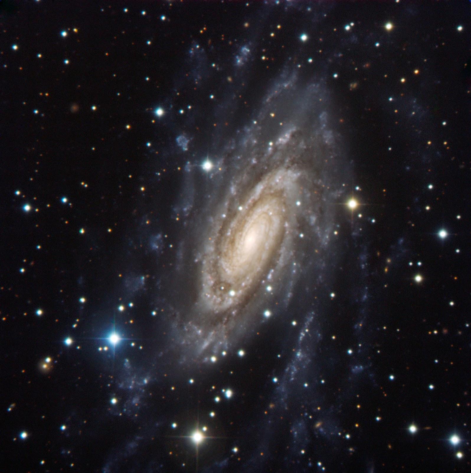 Resultat d'imatges de Una bella galaxia