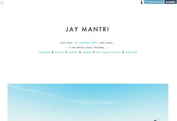 Situs Penyedia Gambar Gratis Jay Mantri