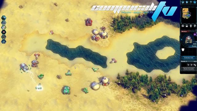 Battle Worlds Kronos PC Full
