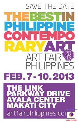 ART FAIR PHILIPPINES 2013