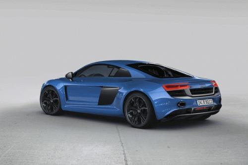 Audi R8 modelul 2015