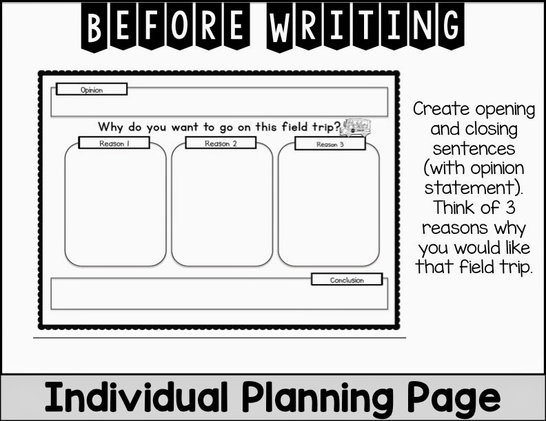 Common Core Worksheets - 5th Grade Writing