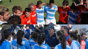 Planteles Argentinos para los Juegos Panamericanos