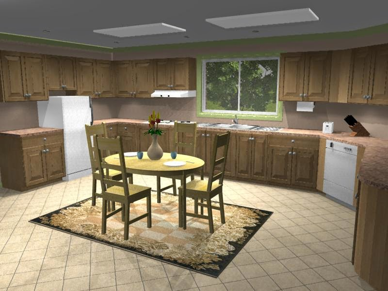 3d kitchen design tool
