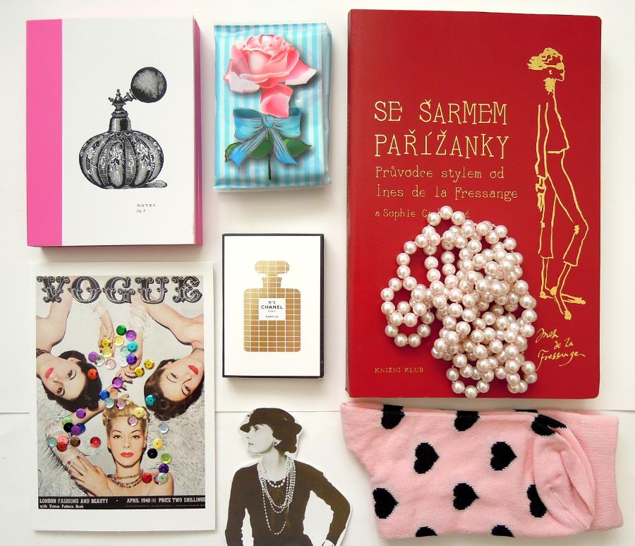 Francouzská giveaway...Chanel a další pařížské nezbytnosti  32cca15ab9