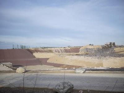 bioréacteur : production de biogaz par Trifyl à partir de déchets