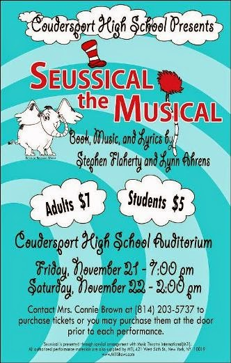 11-21/22 Seussical The Musical