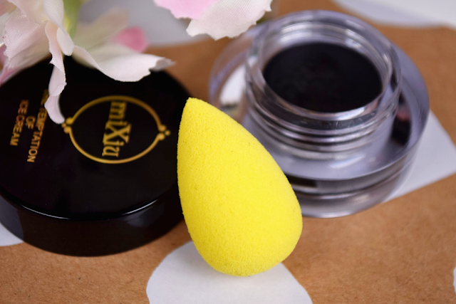 Born Pretty Gel Eyeliner & Mini Makeup Sponge Review