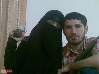 Kisah 5 Wanita Cantik yang Menjadi Seorang Teroris