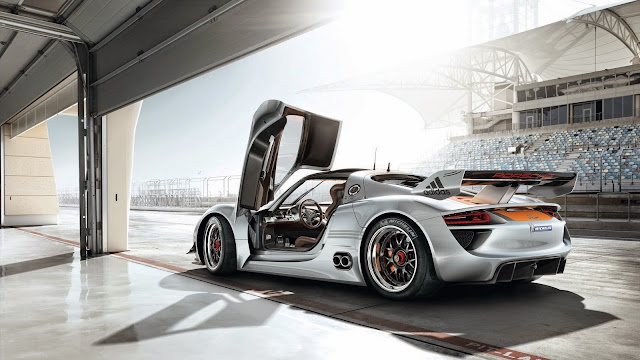 208-Porsche Super Sport Car HD Wallpaperz