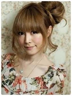 Cara Mengikat Rambut Panjang Artis Korea Yang Simple dan mudah ...