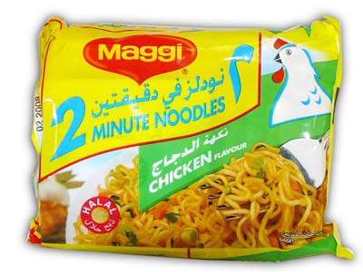 Icheoku says in view of the recent ban of the killer noodles, Nestlé Maggi  2 Minute Noodles, in India because of its high content of lead and Mono  Sodium ...