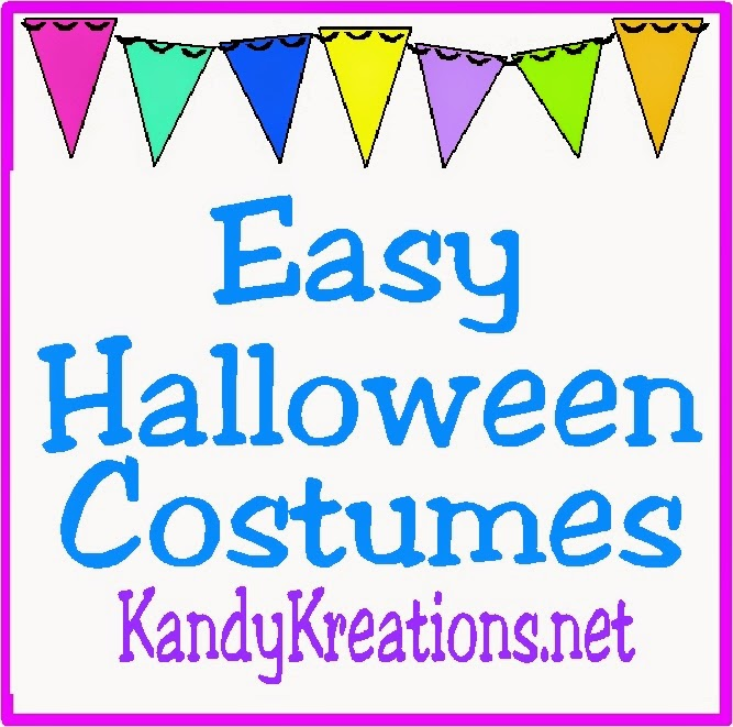 Looking for a last minute costume for Halloween? Here are 5 Easy Halloween Costumes to help you dress up and have some fun on the sweetest night of the year.