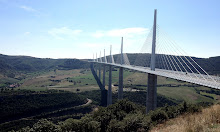 le Viaduc de Millau from our picnic bench