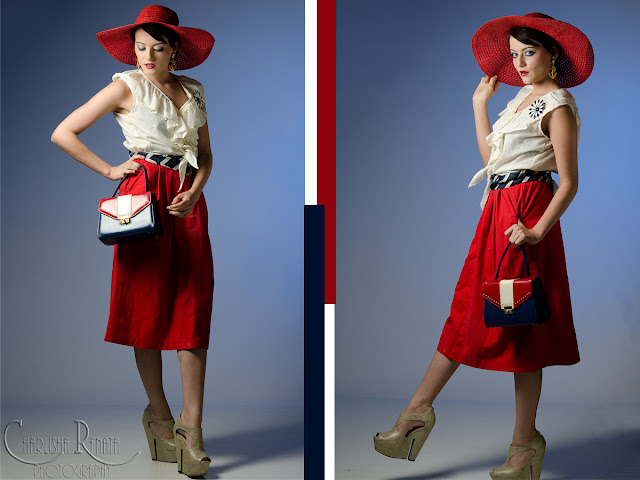 Patriotic Fashion Looks on Memorial Day
