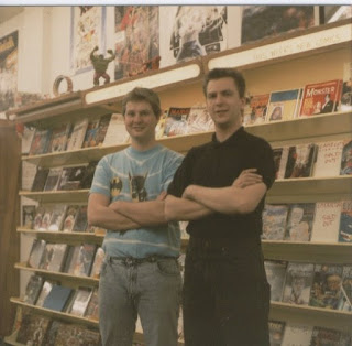 Ned and Bill in 1988