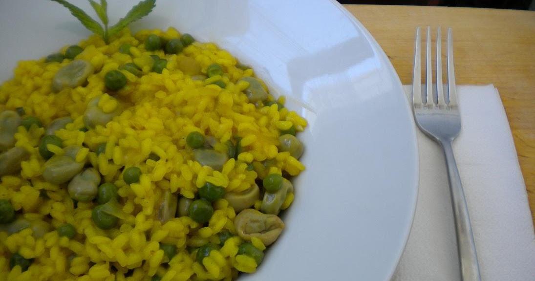 La cocina m gica de manu arroz con habas y guisantes de for Siembra de habas y guisantes