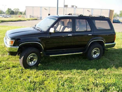1995 Toyota 4runner Review & Owners Manual