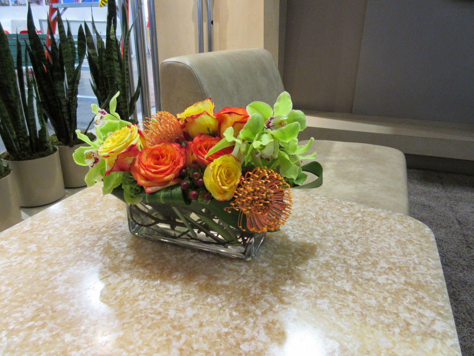 Las Vegas Flowers Premier Event Florists Icsc Recon