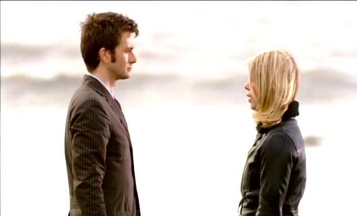 Tenth Doctor And Rose Doomsday Down The Rabbit Hole: ...