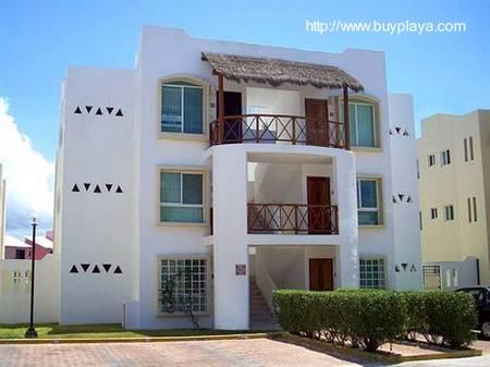 Viviendas en condominio en Playa del Carmen