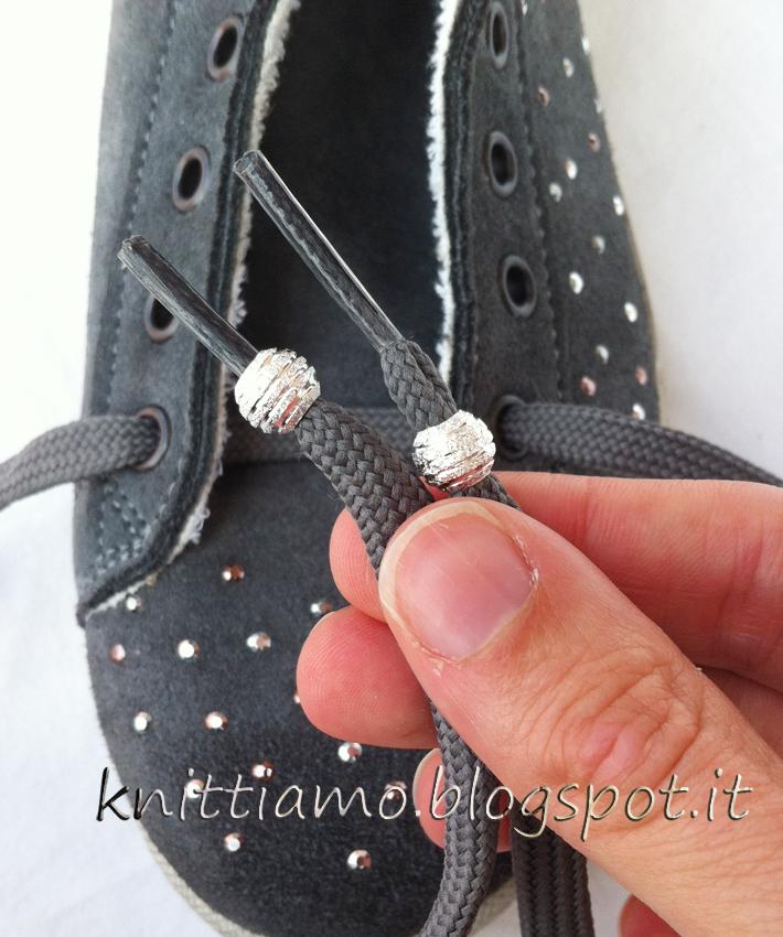 Decorare le scarpe