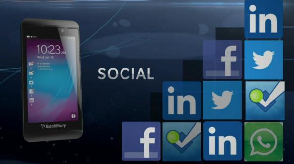 Blackberry 10 llega con más de 70 aplicaciones disponible